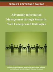 Advancing Information Management through Semantic Web Concepts and Ontologies PDF