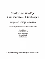 California Wildlife PDF