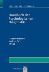 Handbuch der Psychologischen Diagnostik