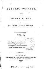 Elegiac Sonnets