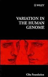 Variation in the Human Genome