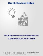 Nursing Assessment Review: Cardiovascular System: Study review notes for students