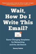 Wait  How Do I Write This Email  PDF