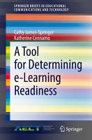 A Tool for Determining e Learning Readiness PDF
