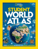 National Geographic Student World Atlas Book