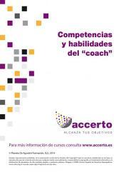 """Competencias y habilidades del """"coach"""""""
