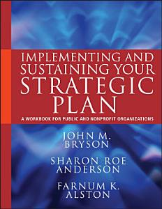 Implementing and Sustaining Your Strategic Plan PDF