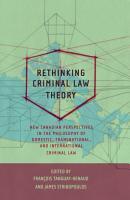 Rethinking Criminal Law Theory PDF