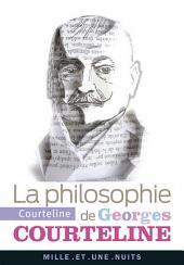 La philosophie de Courteline