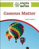 Gaseous Matter PDF
