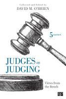 Judges on Judging PDF