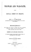 Wigwam and War path PDF