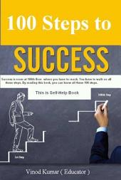 100 Steps to Success