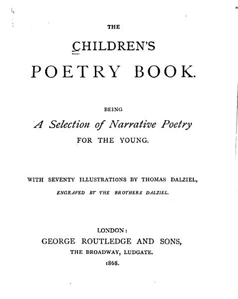 The Children s Poetry Book PDF