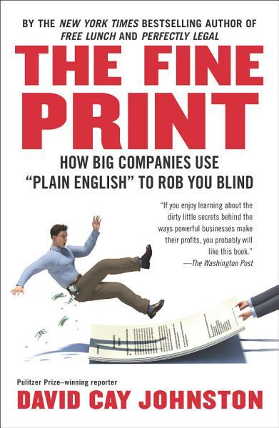 Download The Fine Print Book