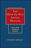 How to Win Appeal Manual - Fourth Edition