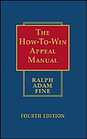 How to Win Appeal Manual   Fourth Edition PDF