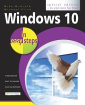 Windows 10 in easy steps - Special Edition: To venture further