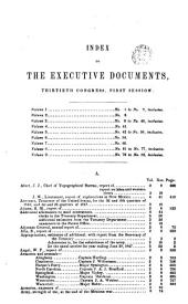 House Documents, Otherwise Publ. as Executive Documents: 13th Congress, 2d Session-49th Congress, 1st Session, Volume 7