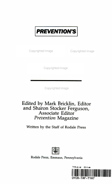 Prevention s Medical Care Yearbook  1990 PDF