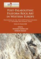 Post Palaeolithic Filiform Rock Art in Western Europe PDF