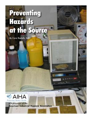 Preventing Hazards at the Source PDF