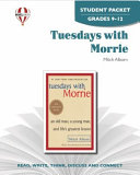 Tuesdays with Morrie Student Packet Book