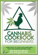 CANNABIS COOKBOOK FOR BEGINNERS