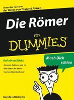 Die R  mer f  r Dummies PDF