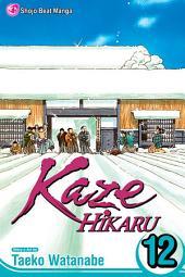 Kaze Hikaru: Volume 12