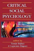 Critical Social Psychology PDF