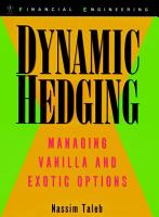 Dynamic Hedging PDF
