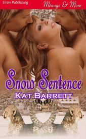 Snow Sentence