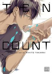 Ten Count, Vol. 4 (Yaoi Manga)