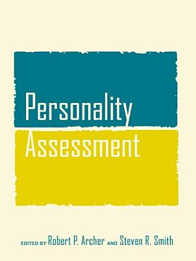 Personality Assessment PDF