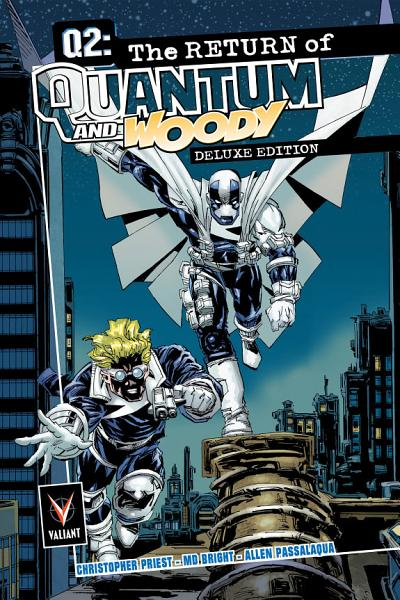 Download Q2  The Return of Quantum and Woody Deluxe Edition HC Book