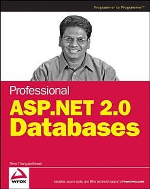 Professional ASP NET 2 0 Databases PDF