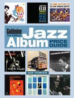 Goldmine Jazz Album Price Guide PDF