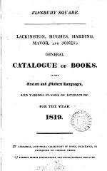 4 bookseller's catalogues