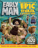 Early Man Sticker and Activity Book PDF