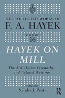 Hayek On Mill PDF