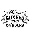 Mom's Kitchen Open 24 Hours
