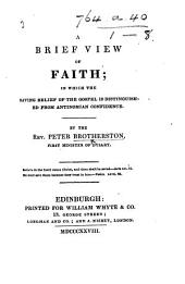 "Reply to the Lay Member of the Church of Scotland; with a note for the Reverend James Russel ... By the author of the ""Gareloch Heresy tried."" [Signed: R. B., i.e. Robert Burns.]"