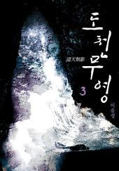 도천무영(道天無影) 3권 : 종횡무진