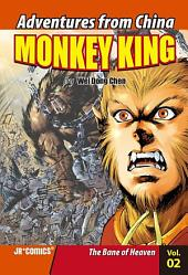 Monkey King Volume 02: The Bane of Heaven