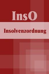 Insolvenzordnung - InsO