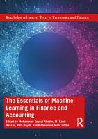 The Essentials of Machine Learning in Finance and Accounting PDF