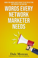 Words Every Network Marketer Needs