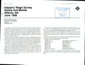 Industry wage survey: Hotels and motels
