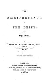 The Omnipresence of the Deity: And Other Poems
